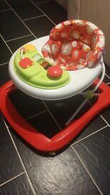 sit in baby walker
