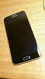 Samsung Galaxy S6 32GB in Blue EE Network