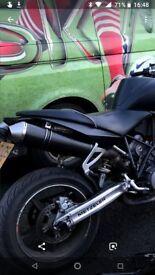 Ktm superduke 990 leo Vince exhausts
