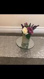 Various jars / vases / votive holder
