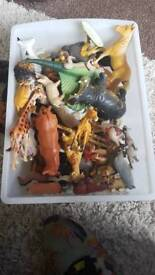 Over 60 Toys Animals