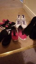 Girls shoes bundle