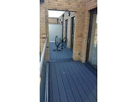 2 double rooms in same building available now!!! Canada Water and Surrey Quays
