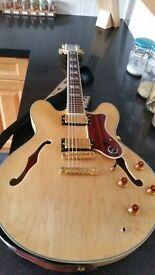 Epiphone Sheraton II Top of the Line Semi-hollow Guitar