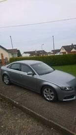 Audi A4 2L TDI