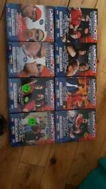 DVDs ( American chopper DVDs)