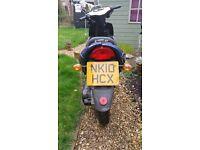 Direct Bikes 49cc Moped