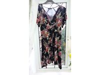 Yours Size 18 Floral Tunic