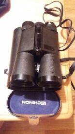 Chinon binoculars