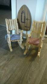 Handmade Fairy Chairs