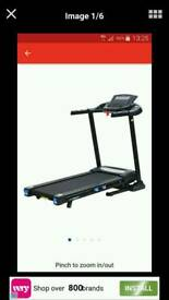 New Roger Black Gold treadmill