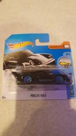 Hot wheels treasure hunt car