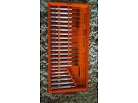 Talbot 21 piece precision tool set