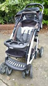 Gracco Buggy and Car Seat Travel System
