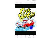 Wanted car park or space available fir car wash