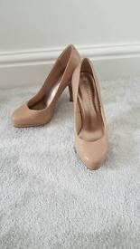 M&S court shoes