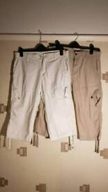 Calvin Klein - 2 Shorts - W32