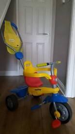 Smart trike bike