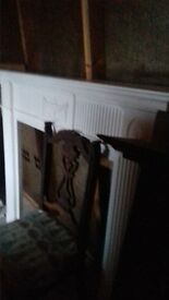 £25 fire surround white