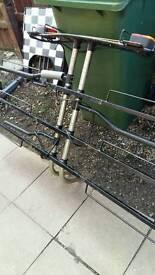 3 bike tow bar bike rack