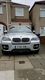 BMW X6,FULL DEALERSHIP SERVICE HISTORY, HPI CLEAR,VERY CLEAN CONDITION,LOW MILEAGE