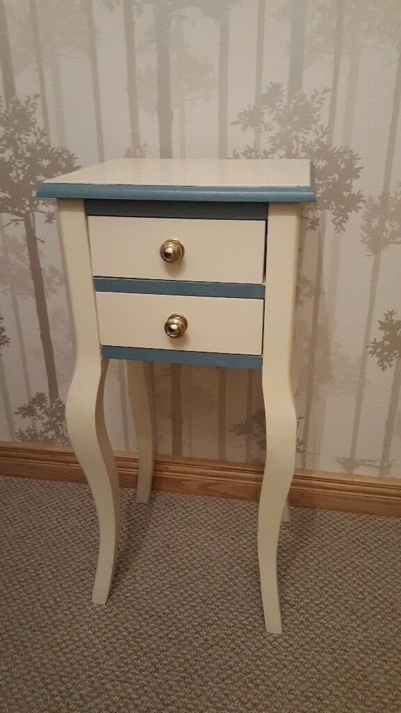Lovely two drawer hall table or display stand