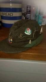 Bavarian/swiss/Austrian Alpine hat 1940s