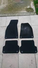 Audi A4 B7 mats