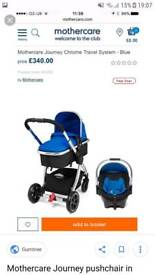 Travel system Mothercare journey