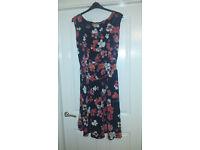 Size 18 BHS floral dress