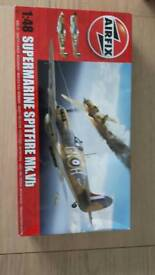 Spitfire airfield kit new