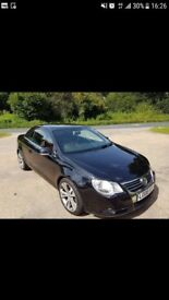 Look after VW Eos family car.... same owner as new, quick sale