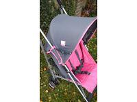 BRUIN pushchair buggy pram stroller + raincover