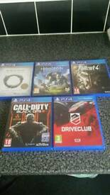 Ps4 games bundle