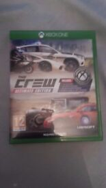The Crew Unlimited Edition Xbox One