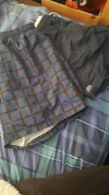 Hugo boss and lacoste Shorts