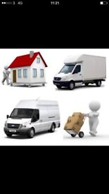 24/7 Man and Van hire Removals and Delivery services available on short notice