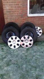 Vauxhall astra wheels & trims