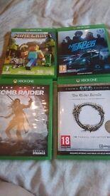 Xbox pne games