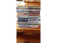 Kids DVD's
