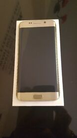 Samsung S6 Edge 32GB Gold Platinum ***Excellent Condition***