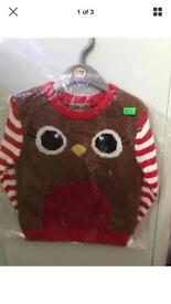 Brand New Baby & Children's Christmas jumpers