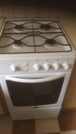 Belling mains gas cooker used in working order £50
