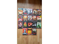 Collection of 18 Zombie Films DVDs