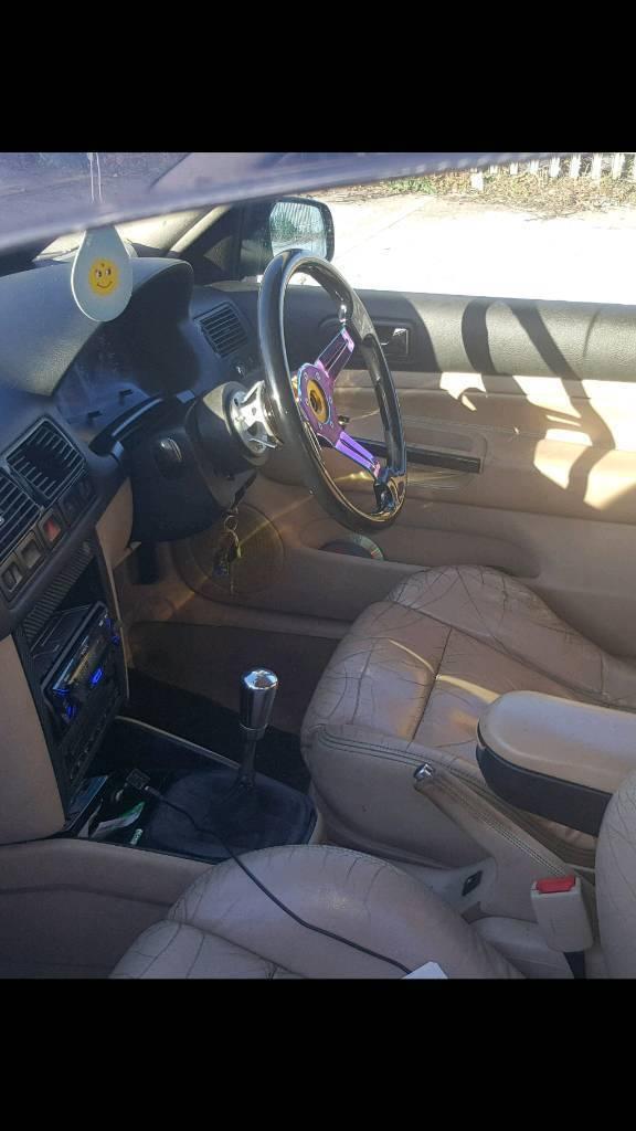 Nardi steering wheel and boss