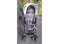 Graco double seated