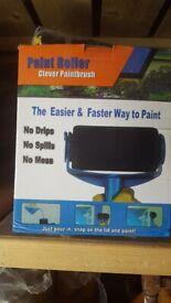 Paint Roller Clever Paintbrush.