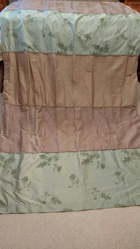 Laura Ashley Silk Curtains In Milton Keynes Buckinghamshire - Laura ashley silk curtains