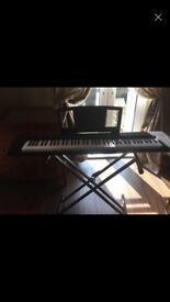 Piano Piaggero NP 31 with STAND