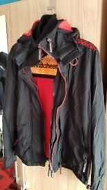 Superdry Windcheater Mens Jacket (size small)
